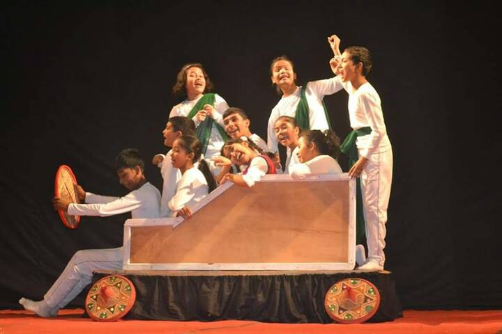 Vivekananda Kendra Vidyalaya-Drama