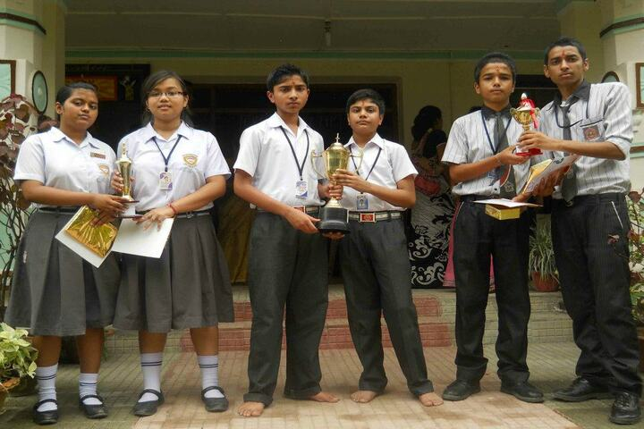 Vivekananda Kendra Vidyalaya-Prize Distribution