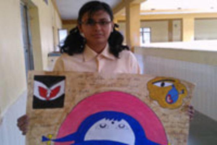 Bonnie Foi Co Education  School-Art