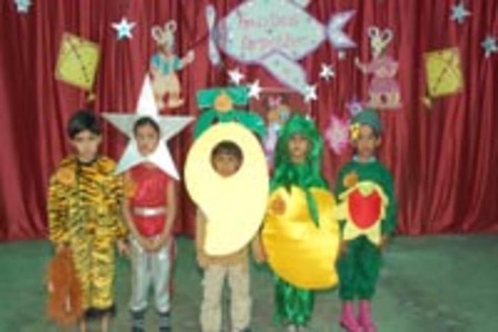 Bonnie Foi Co Education School-Fancy Dress