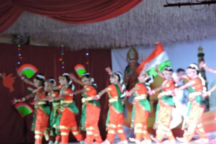 Bonnie Foi Co Education School-Independence Day