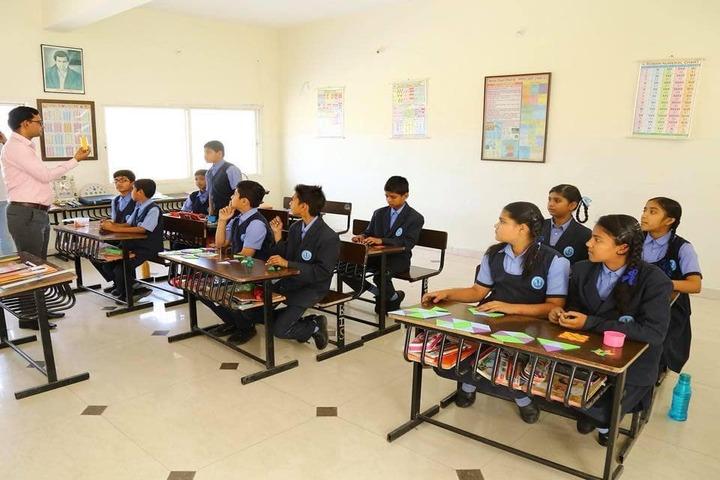 Boson International School-Classroom