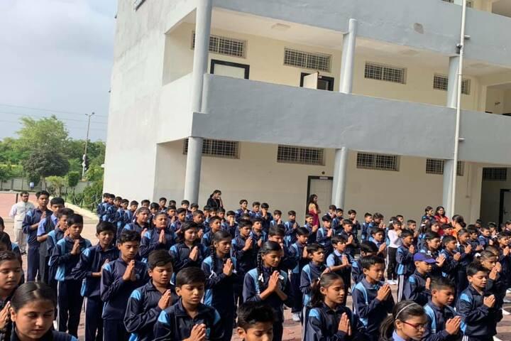 Boson International School-Assembly