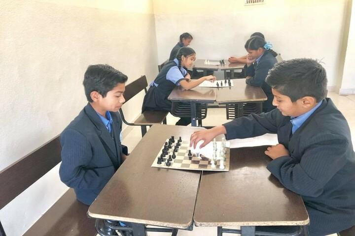 Boson International School-Games