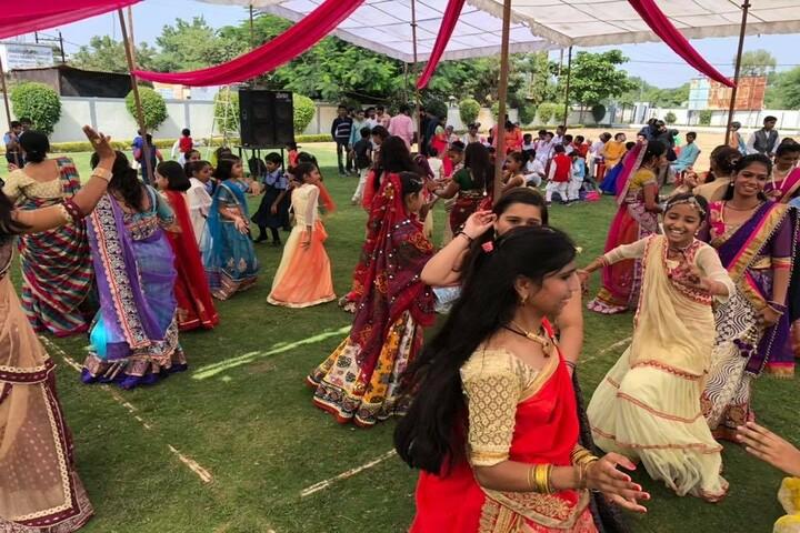 Boson International School-Festival