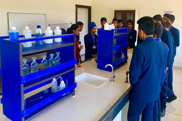 Boson International School-Laboratory