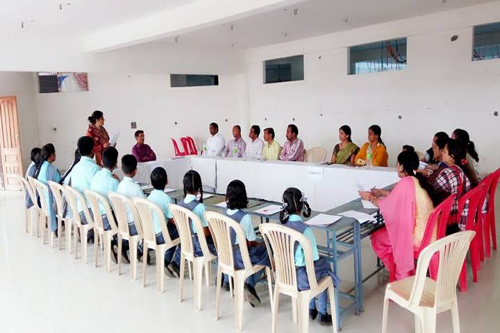 Bright Star Central Academy-Conference Hall