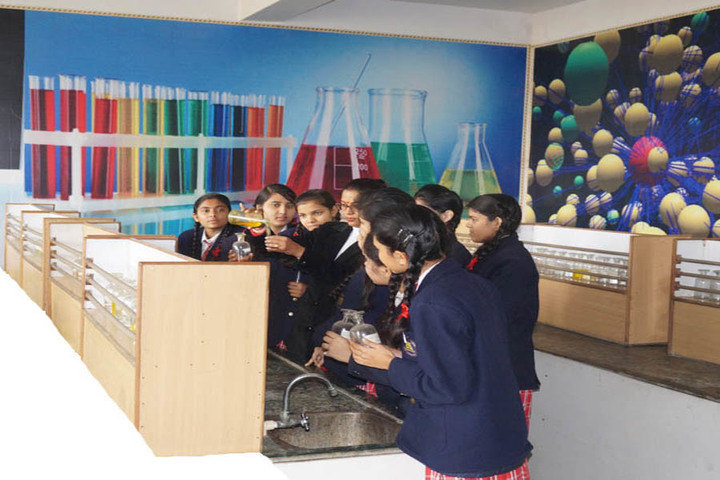 British Fort Foundation-Chemistry Lab