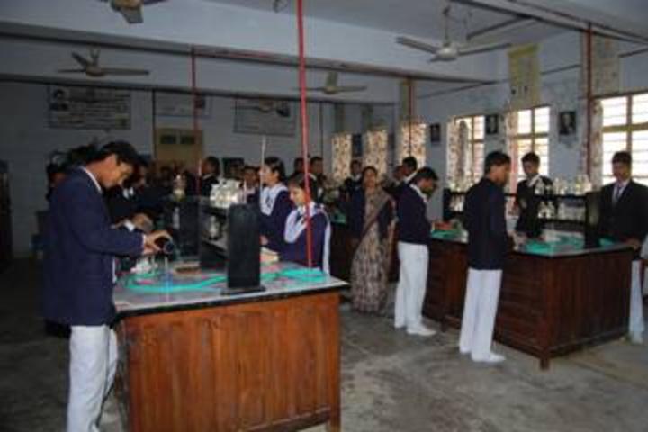 Bsf Senior Secondary School-Chemistry Lab
