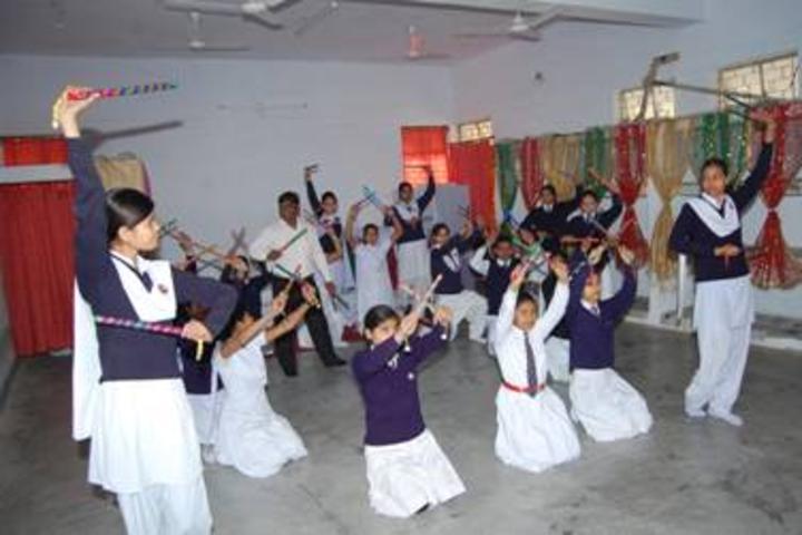 Bsf Senior Secondary School-Dance