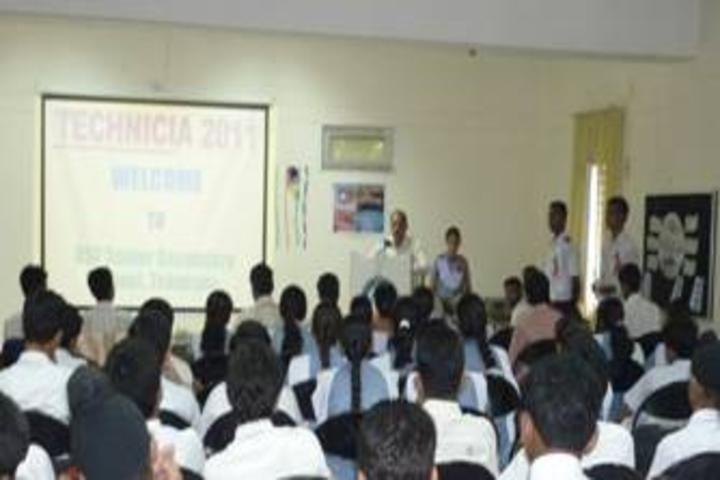 Bsf Senior Secondary School-Digital Class Room