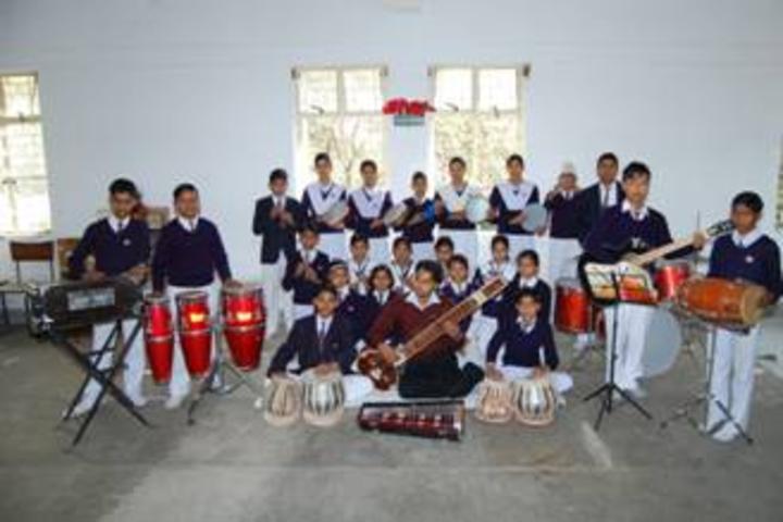 Bsf Senior Secondary School-Music