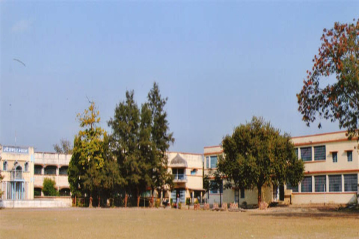 C M A Higher Secondary School-Play Ground
