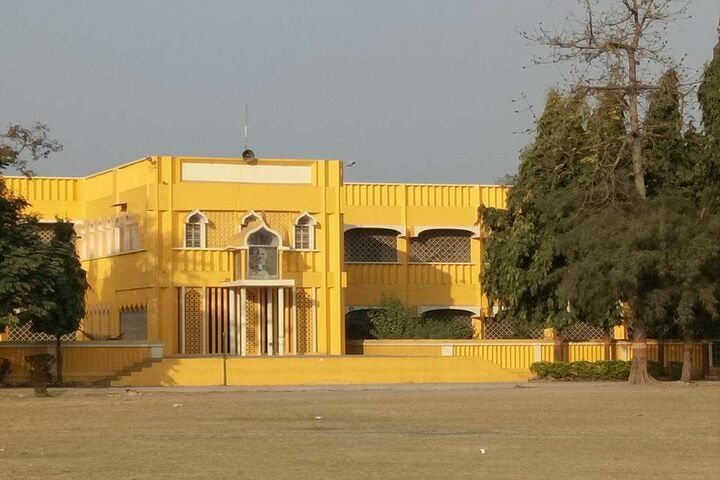 C M A Higher Secondary School-Campus View