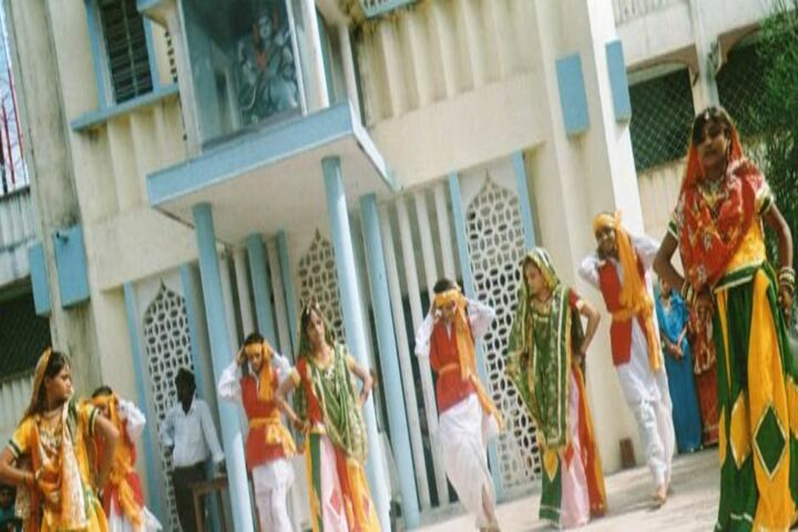 C M A Higher Secondary School-Annual Day