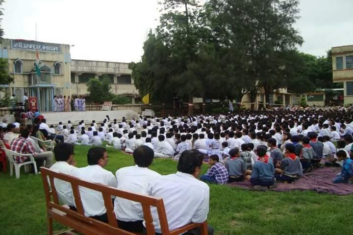 C M A Higher Secondary School-Meeting