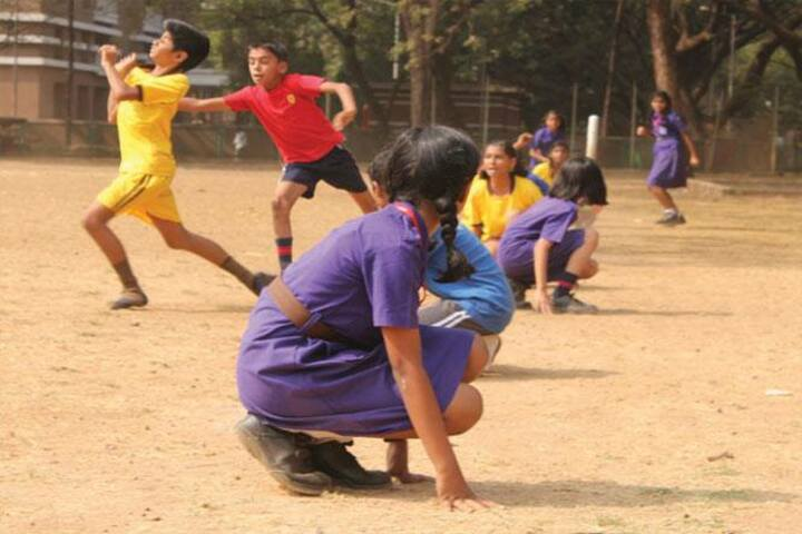 C M A Higher Secondary School-Games