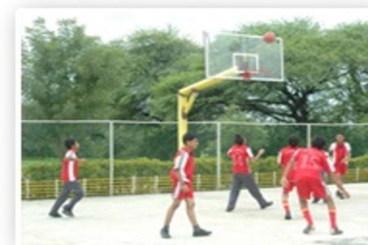 C M A Higher Secondary School-Sports