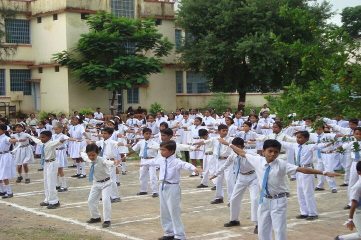 C M A Higher Secondary School-Assembly