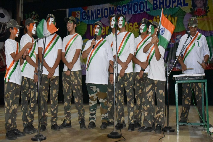 Campion School-Republic Day Celebration