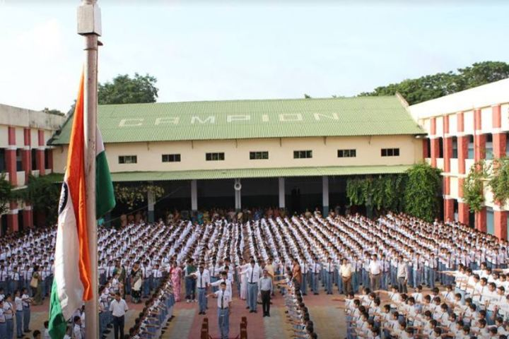 Campion School-Morning Assembly