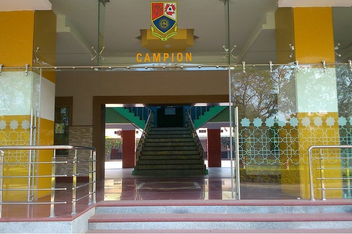 Campion School-Campus Entrance View