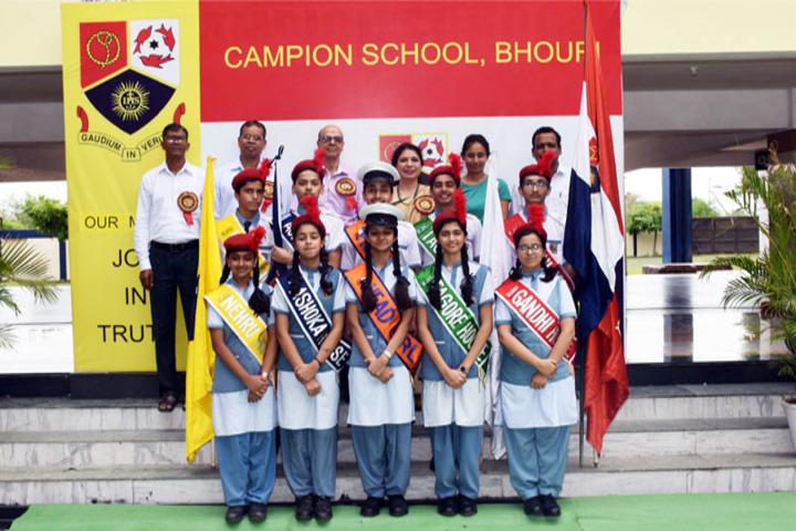 Campion School-Achievement