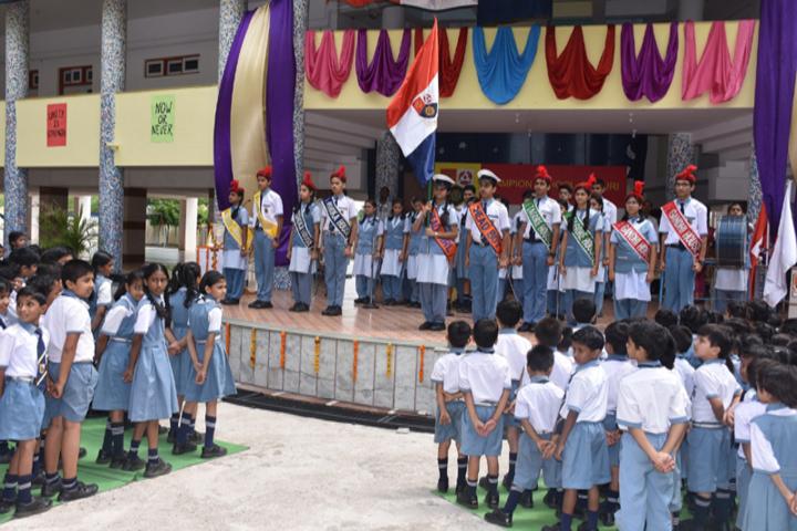 Campion School-Sports Day