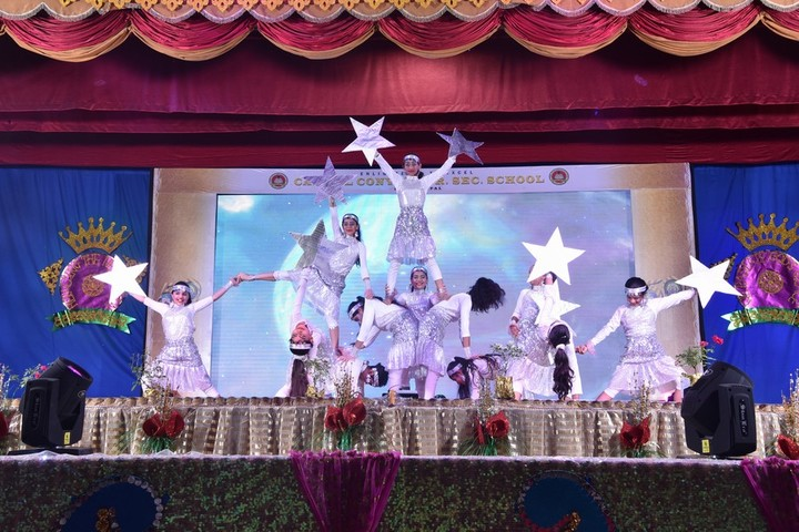 Carmel Convent Girls Senior Secondary School-Annual Day