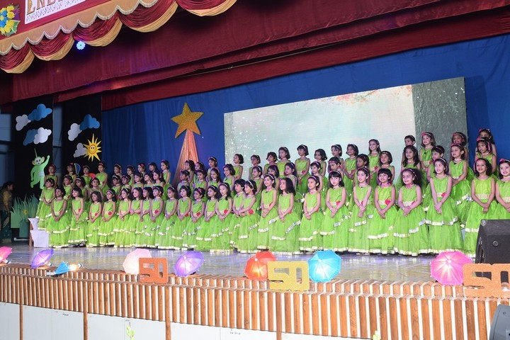 Carmel Convent Girls Senior Secondary School-Jubilee Celebration