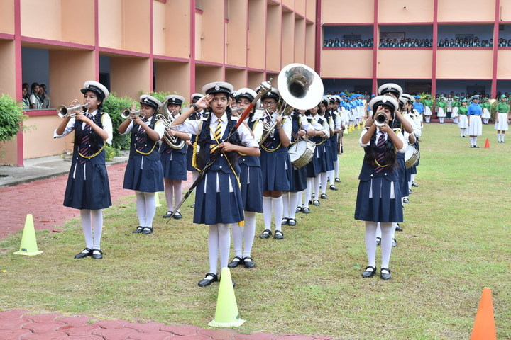 Carmel Convent Girls Senior Secondary School-Sports Day