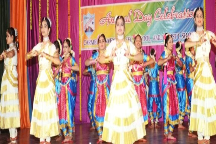 Carmel Convent Higher Secondary School-Annual Day