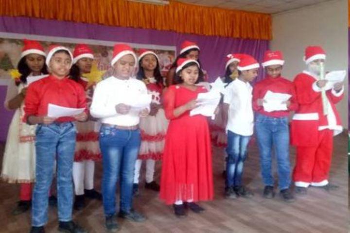 Carmel Convent Higher Secondary School-Christmas Celebrations