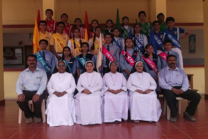 Carmel Convent Higher Secondary School-Investiture Ceremony