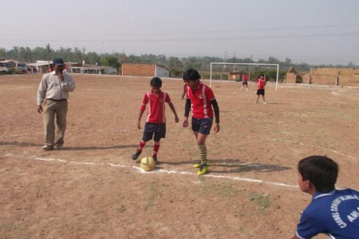 Carmel Convent Higher Secondary School-Sports