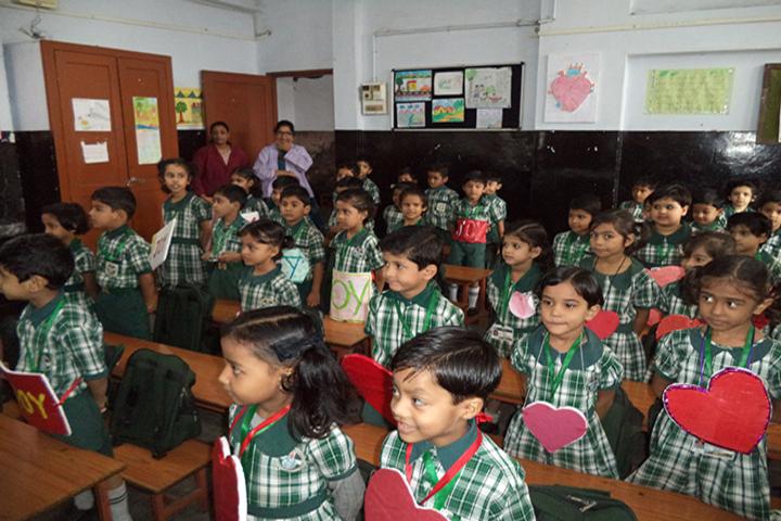 Carmel Convent Senior Secondary School-Class