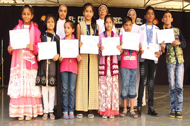 Carmel Convent Senior Secondary School-Achievements