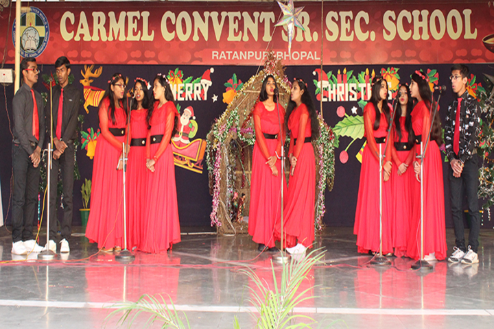 Carmel Convent Senior Secondary School-Chirstmas Day
