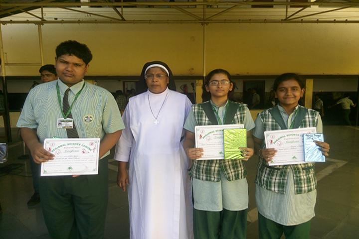 Carmel Convent Senior Secondary School-Activity