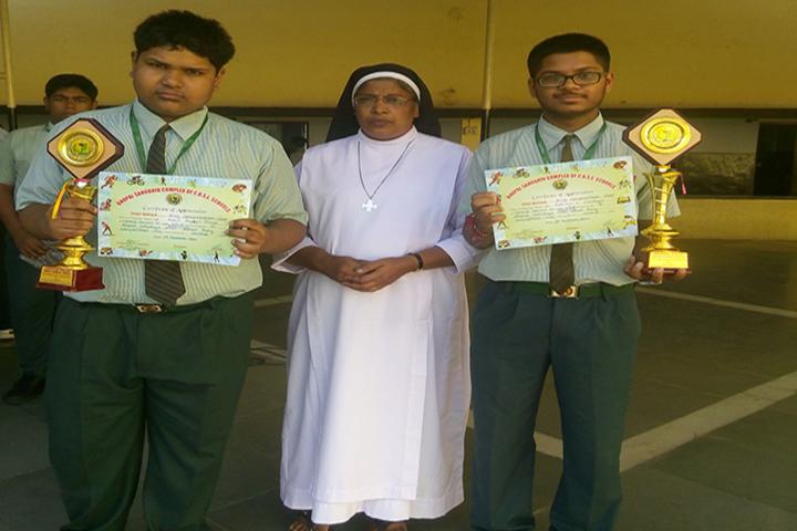 Carmel Convent Senior Secondary School-Events