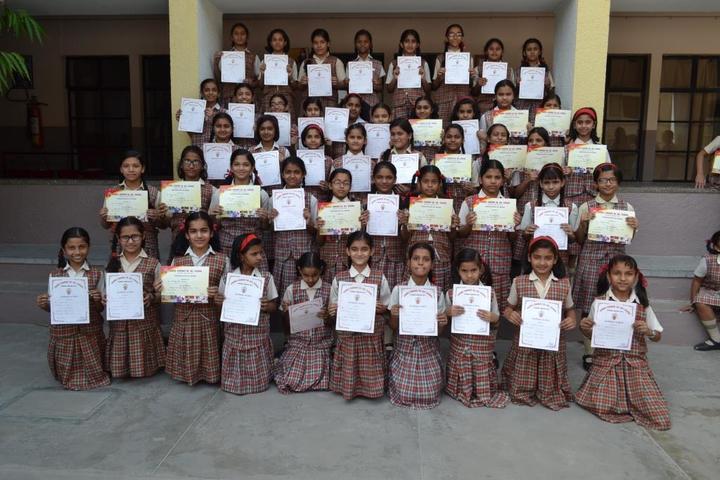 Carmel Convent Senior Secondary School-Achievement