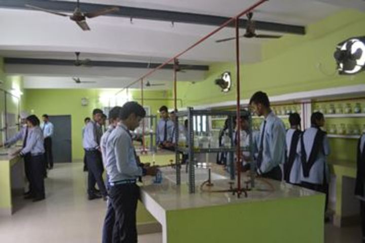 Central Academy-Chemistry Lab