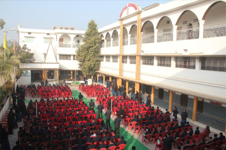 Central Academy-Assembly
