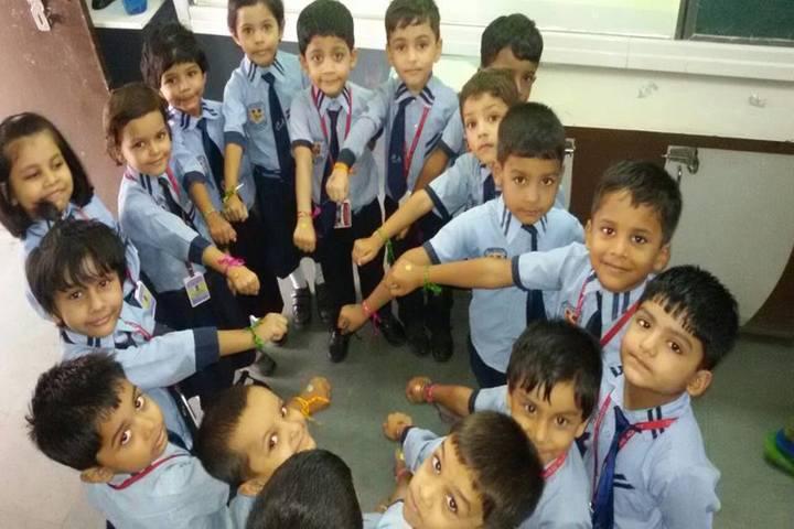 Central Academy-Rakhi Celebrations