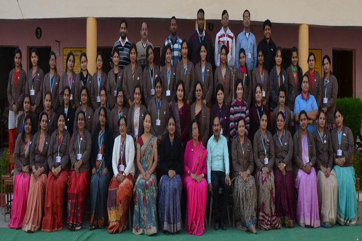 Central Academy English Medium School-Staff