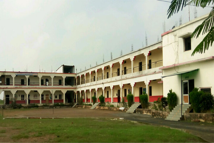 Central Academy English Medium School-Campus View