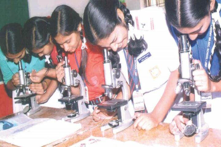 Central Academy English Medium School-Physics Laboratory