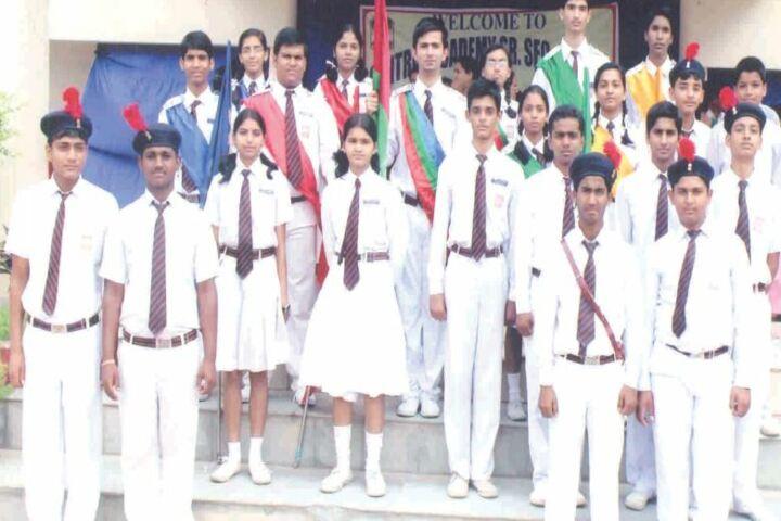 Central Academy English Medium School-Sports Day