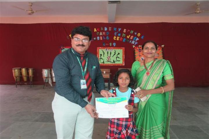 Central Academy School-Prize