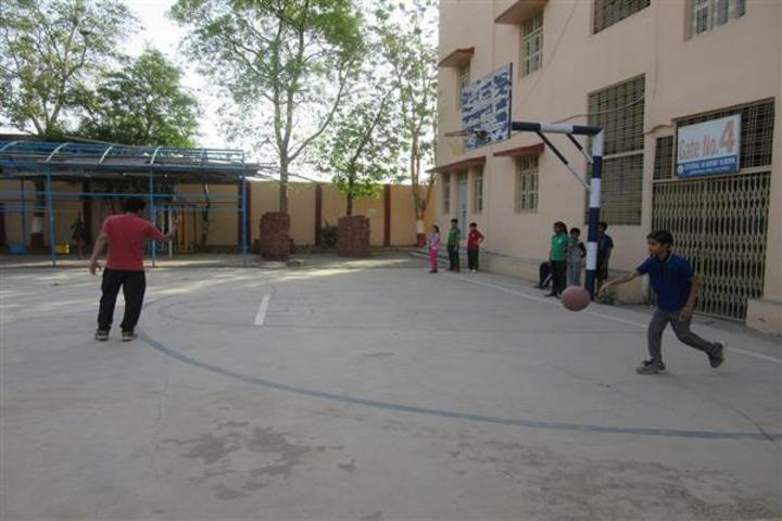 Central Academy School-Sports